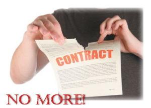 снять денги с мтс контракт
